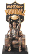 Fantasy Football Couch Trophy