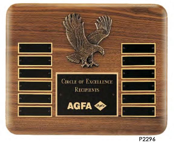 Perpetual Plaque Eagle p2296