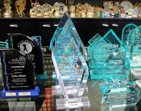 Sunrise Awards and Trophies | Lou Scalia's Awards
