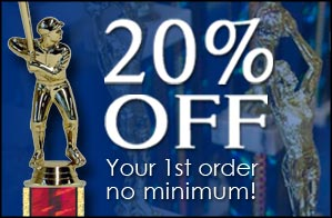Trophy Offer - Save 20%